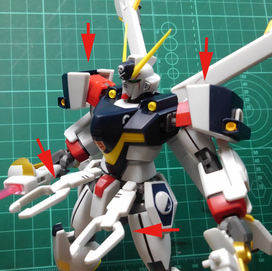 EVOLUTION-SPECX1・X1改